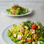 5-Minute Spicy Chickpea Salad